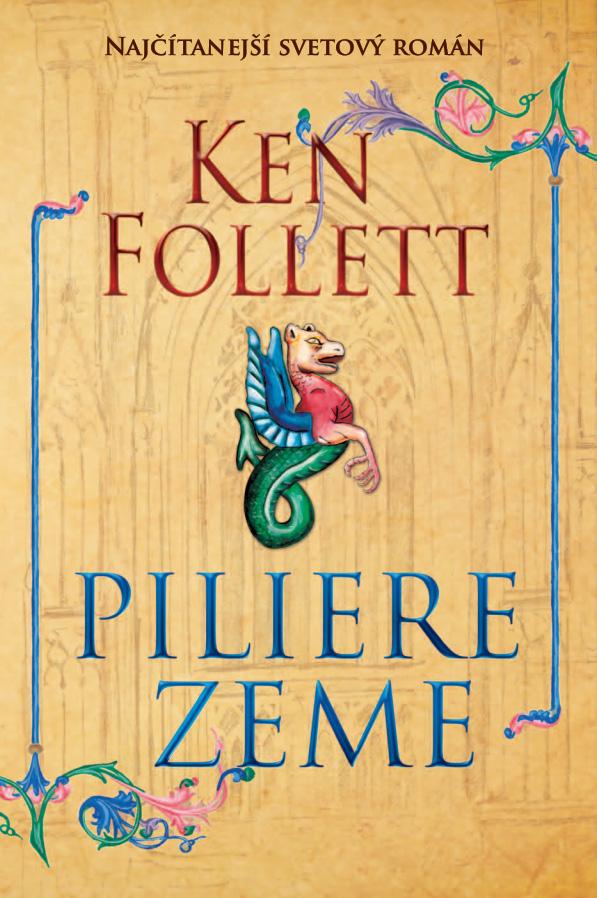 Piliere zeme - kniha