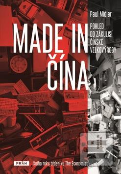 Made in Čína Book Cover