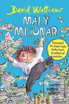 Malý milionár Book Cover