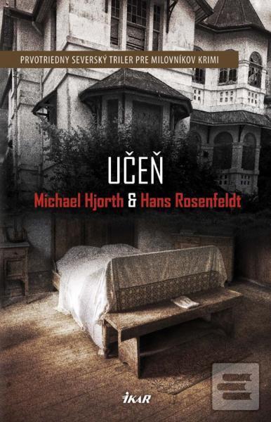 Učeň Book Cover