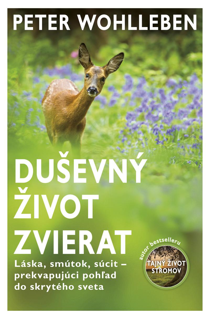 Duševný život zvierat Book Cover