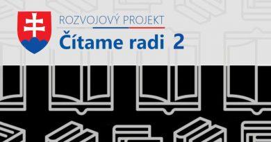 Čítame radi 2 – vyhodnotenie projektu