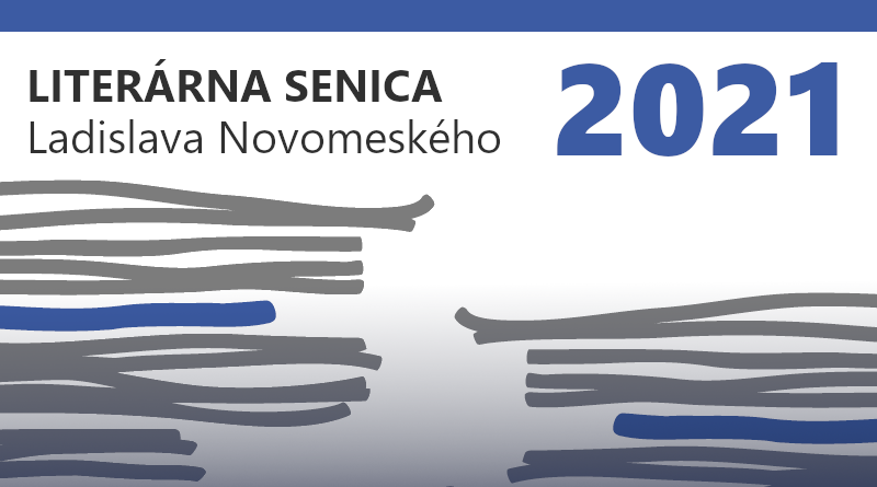 Literárna Senica Ladislava Novomeského 2021